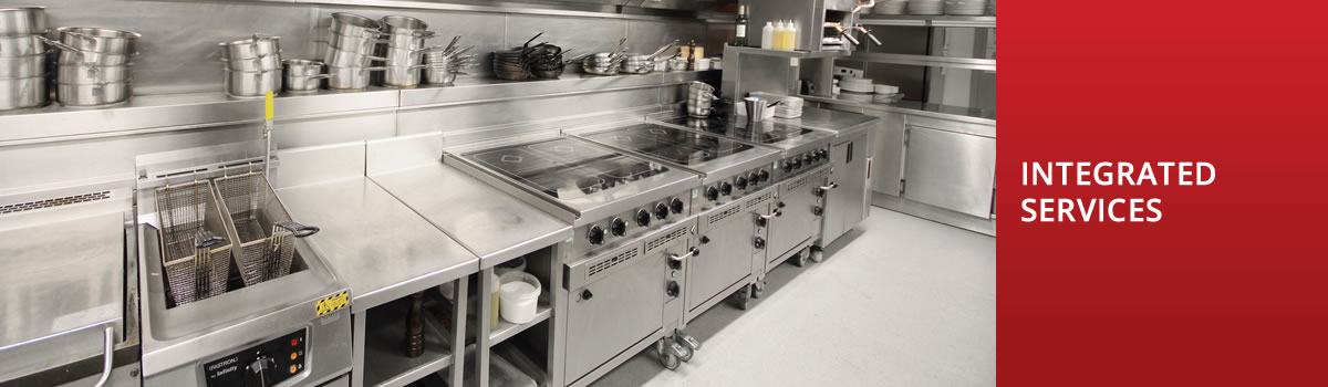Commercial Kitchen Equipment Repairs and Service